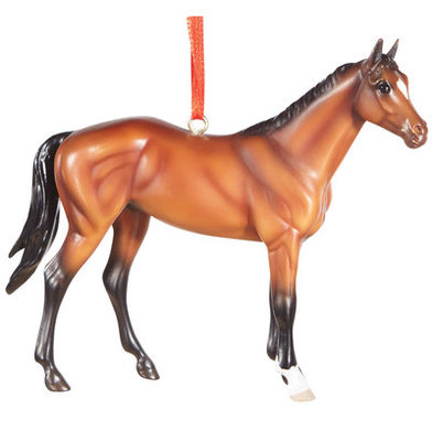 2015 Beautiful Breeds Thoroughbred Ornament
