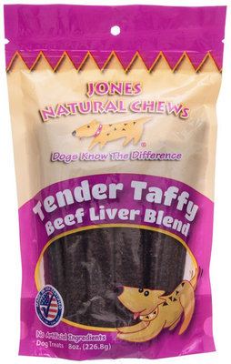 Jones Tender Taffy, 8 oz