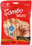 Beefhide w/ Chicken Combo Wraps Dog Chews