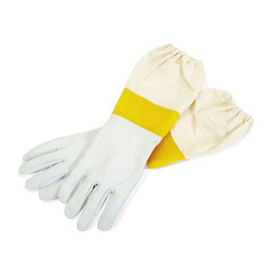 Large Goatskin Beekeeper Gloves