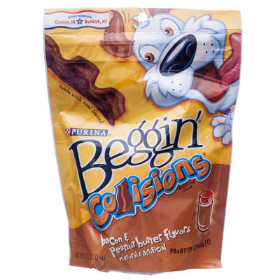 Beggin' Collisions, Bacon & Peanut Butter