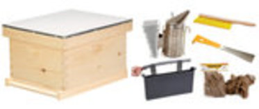 Basic Beginner Beehive Kit