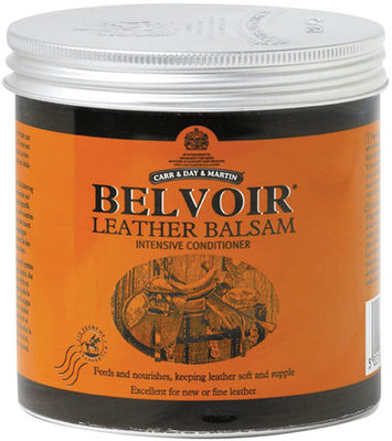 Belvoir® Leather Balsam Intensive Conditioner, 500 mL