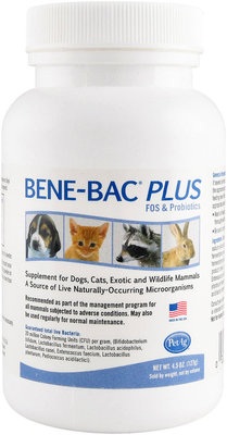 4.5 oz Bene-Bac Plus Powder