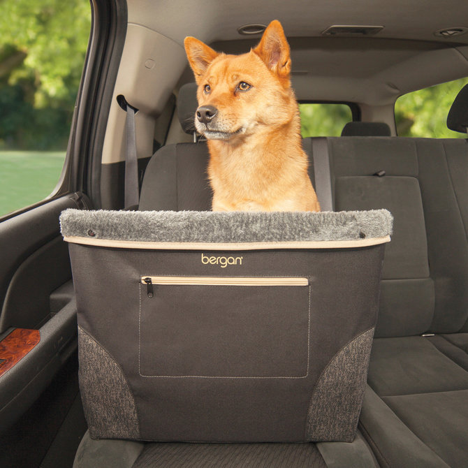 Bergan Booster Dog Car Seat Image 2