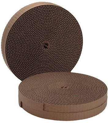 Replacement Turbo Scratcher Pads, 2-pack