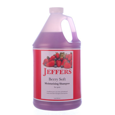 Jeffers Berry Soft Shampoo, gallon