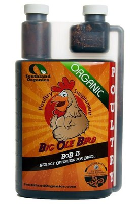 Quart Big Ole Bird Poultry Supplement
