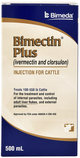 Bimectin Plus Injectable Cattle Wormer