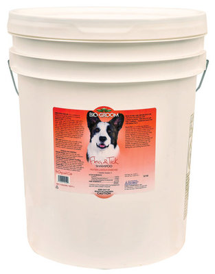 5 Gallon Flea & Tick Shampoo