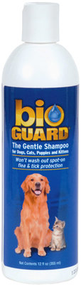 Bio GUARD The Gentle Shampoo, 12 oz