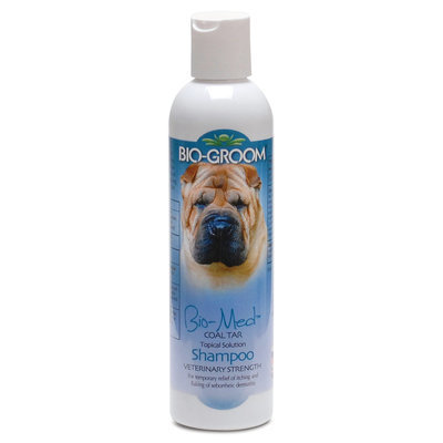 Bio-Med Coal Tar Topical Solution Shampoo