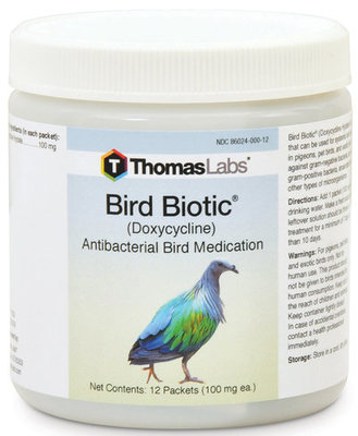 Bird Biotic (Doxycycline Powder)