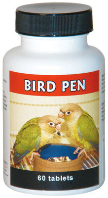 Bird Pen, 60 count