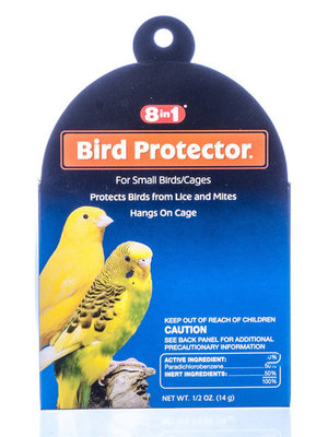Bird Protector, Small (1/2 oz)