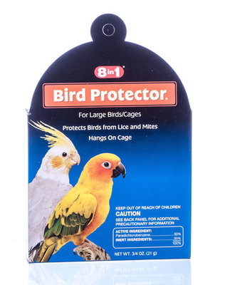 Bird Protector, Large (3/4 oz)