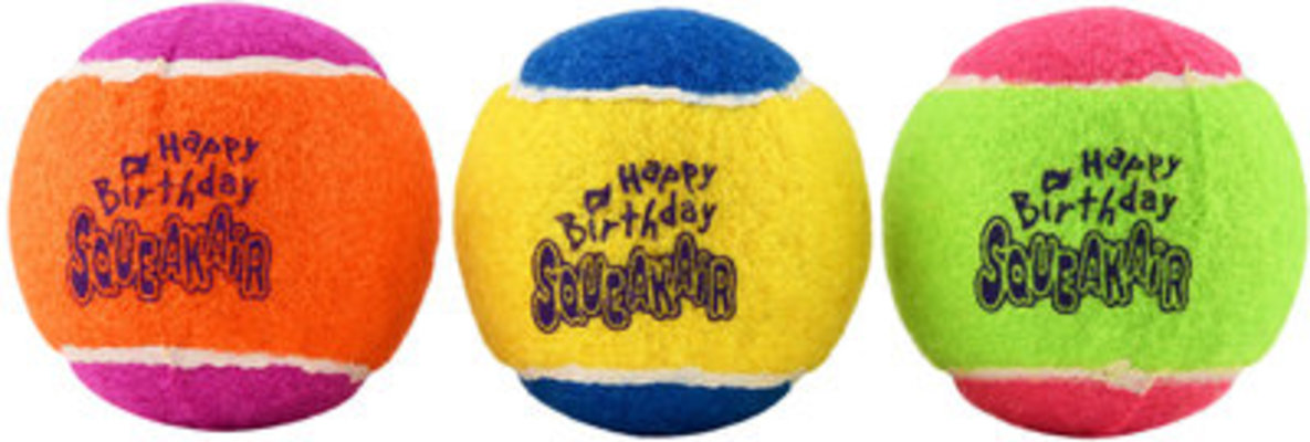 KONG&#174 Birthday Squeakers