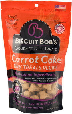 Biscuit Bob's Gourmet Tiny Treats Dog Treats