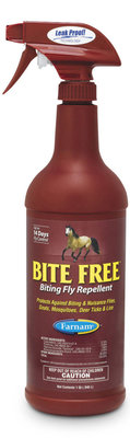 Bite Free Biting Fly Repellent, 32 oz