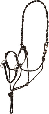 Bitless Halter Bridle, Horse/Full