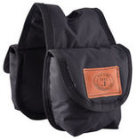 Jeffers Saddle Horn Bag, Black