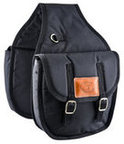 Black Jeffers Saddle Bag