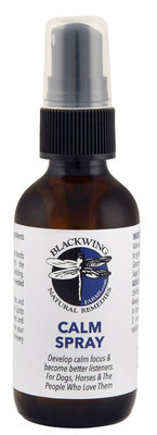 Blackwing Farms Calm Spray, 2 oz