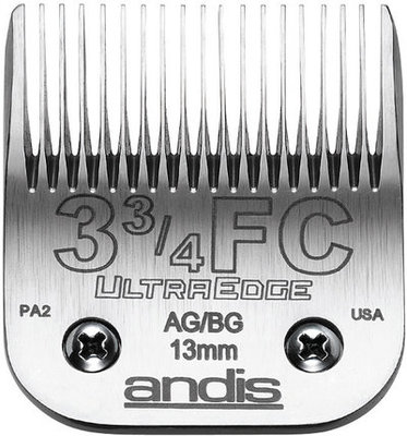 Andis FC UltraEdge Blade, Size 3.75