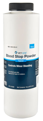 Blood Stop Powder, 16 oz