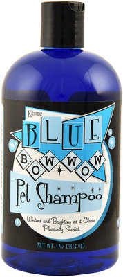Kenic Blue Bow Wow Pet Shampoo