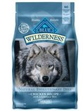Blue Wilderness (Grain-Free) Adult Dog Food, Chicken, 24lb