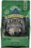 Blue Wilderness (Grain-Free) Adult Dog Food, Duck