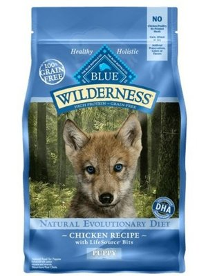 24 lb Blue Wilderness Puppy