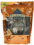 Blue Wilderness Grain Free Turkey Trail Treats, 24 oz