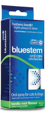 Bluestem Vanilla Mint Oral Spray