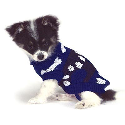 Bone & Paws Knit Sweaters