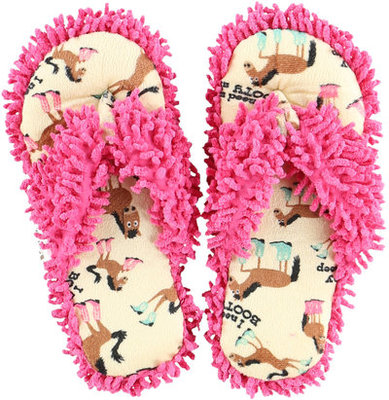 """Booty Sleep"" Slippers"