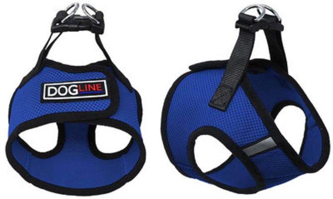 Boston Mesh Dog Harness, Large