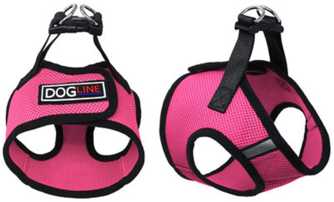 Boston Mesh Dog Harness, XXX-Large