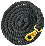 Braided Cotton Leads w/ Triggerbull Snap