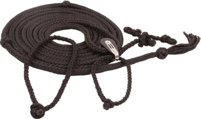 Calf Roping Braided Neck Rope, each