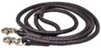 Braided Roper & Split Reins