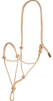 Braided Waxed Halter