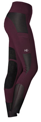 Breathable Women's Riding Tights