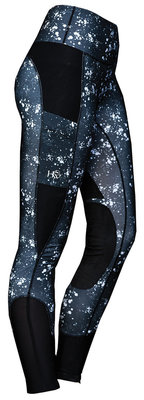 Breathable Riding Tights, Galaxy