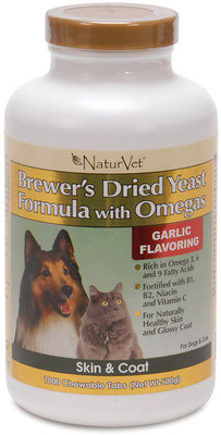 Brewer's Dried Yeast Formula with Omegas
