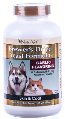 Brewer's Dried Yeast Formula