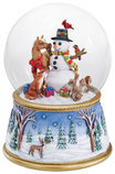 "Breyer ""A Gathering of Friends"" Musical Snow Globe"