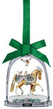 Breyer Winter Wonderland 2017 Holiday Horse Stirrup Ornament