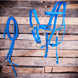 Jeffers Bridle & Halter Combo with Reins